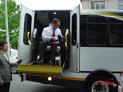 New Paratransit Buses
