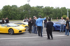 IMG_1011 (Lamborghini obsessed) Tags: paul lamborghini harrington murcielago gallardospyder 5604 lp640 valentinobalboni lp640roadster gallardocoupe dreamcarlegendstour