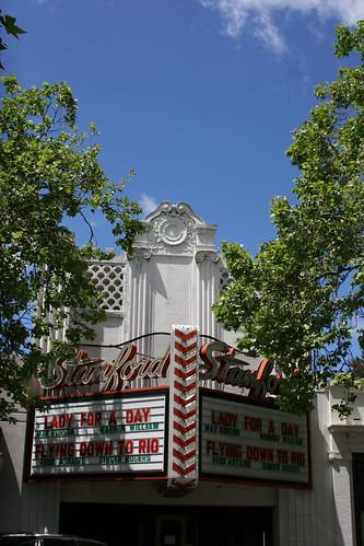 Stanford - Guillermo's cine