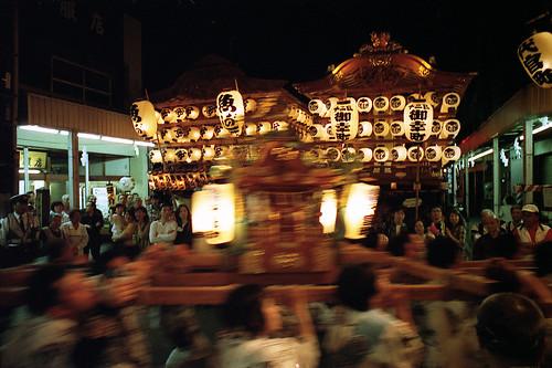 松原神社例大祭 / 代官町