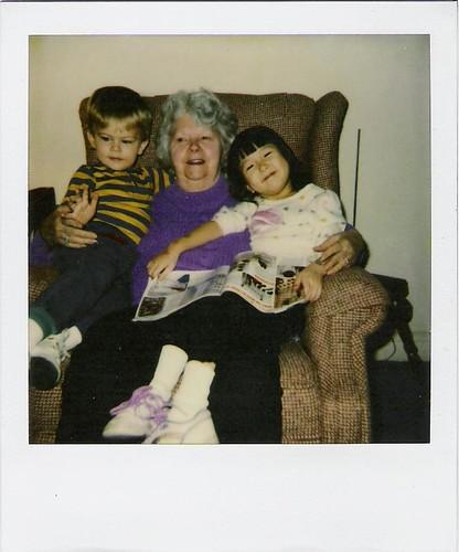 Jack, Grandma, Cadie