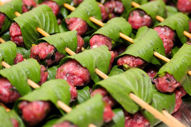 Thai Beef Rolls