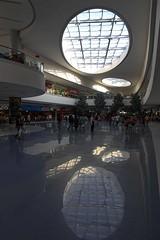 Mall of Asia - inside reflection (Kostas Trovas) Tags: canon philippines manila canonrebel 500d canon500d rebelt1i canonrebelt1i canont1i