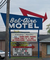 Bel-Aire Motel (Storybook Ranch) Tags: motel