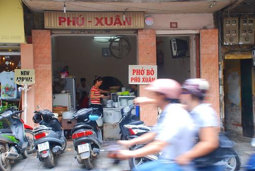 Phu Xuan Shopfront