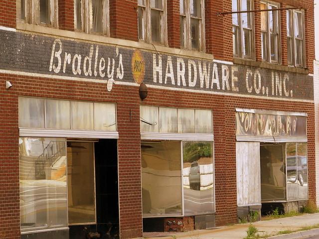 Architecture of Morristown: Bradley's Hardware
