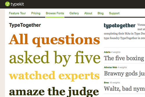 Typetogether 07