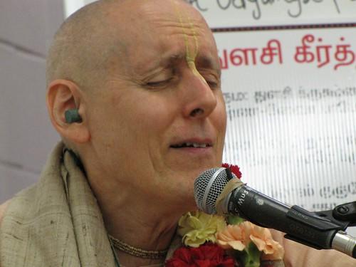 Sankarsana Prabhu visit ISKCON Scarborough -0019 por ISKCON desire  tree.