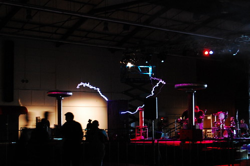 Maker Faire 2010 - Tesla Concert