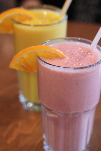 Smoothies for Brekkie!