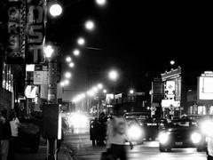 3313 N. Pulaski Rd. (B&W) (GXM.) Tags: street urban bw chicago raw gbrearview traffic streetlights milwaukee avondale wbez pulaski urbanphotography chicagopolice cpd pulledover nighttraffic chicagoist bwnight oldirving chicagophotography chicagotraffic bwchicago policeinterception