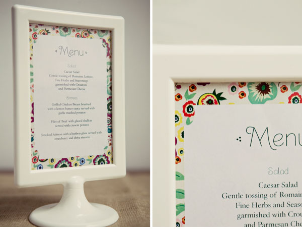 wedding-menu-template