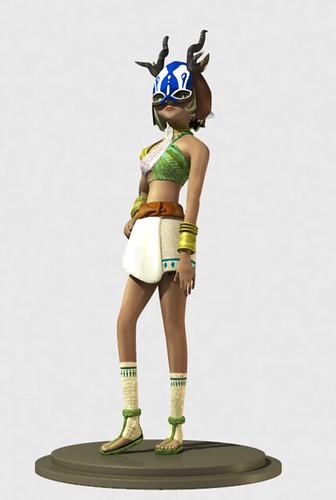3D-露瑪