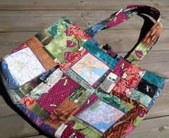 Project QUILTING Road Trip - ENTRY