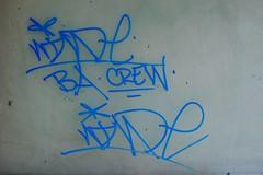 Wilde BA Crew (krapow) Tags: graffiti md nikon wilde tag graf maryland crew ba linthicum d40 krapow 35mmf18g