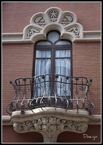 Detalle de la Casa para Laureano Montoto
