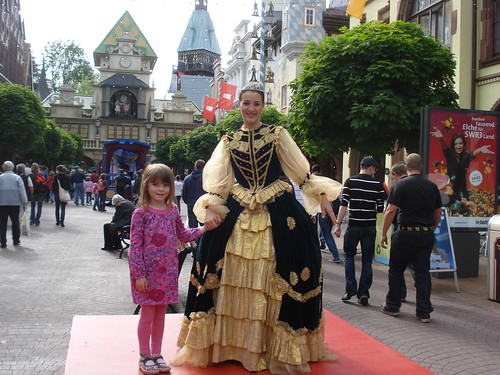 Europapark Princess
