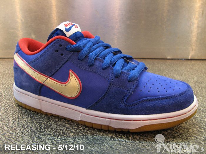 Nike SB June 2010 Icon Series