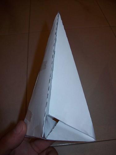 Yo construí el poliedro de Császár