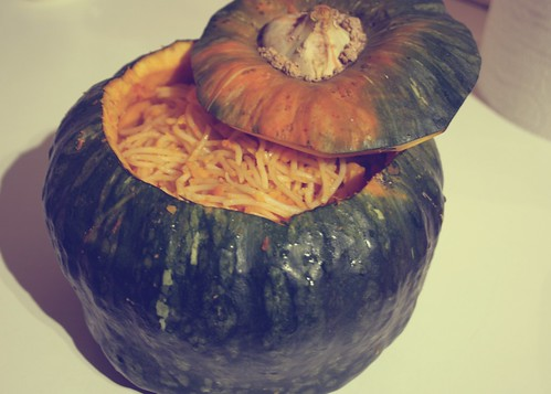 Day 149 - Pumpkin Pasta
