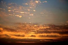 Creativity with Clouds (Theappdude) Tags: blue sunset red orange nature sunrise canon mexico rebel colorful gulf florida picture temperature destin xsi 500d t1i
