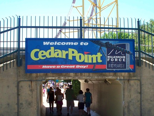 Cedar Point - Welcome to the Happiest Place on Earth!
