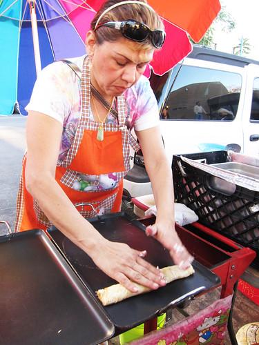 East LA Foodie C'Rave aka Crawl:  Lupe's Pancakes