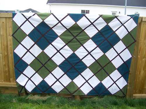 The Argyle Quilt of Doom