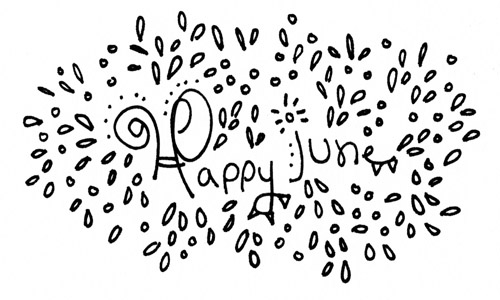 happy june