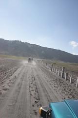 Mount Bromo (WilliamGraphy) Tags: sky indonesia volcano java jeep 4x4 4wd surabaya bromo mountbromo seaofsand mtbromo eastjava 5photosaday