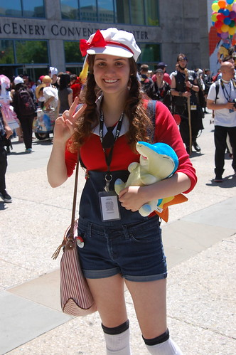FanimeCon 2010: Pokemon Trainer