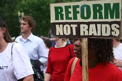 Protesters Denounce SB 1070