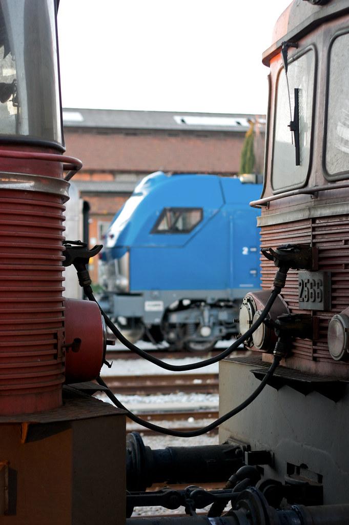 Locomotivas 2550, Estação do Entroncamento, 2008.12.20