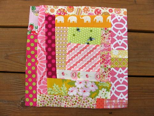 Pretty in Pink June - Block 2