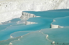 Pamukkale, Turkey 1929 (Bonnieg2010) Tags: turkey terraces hotpools bonniegrzesiak