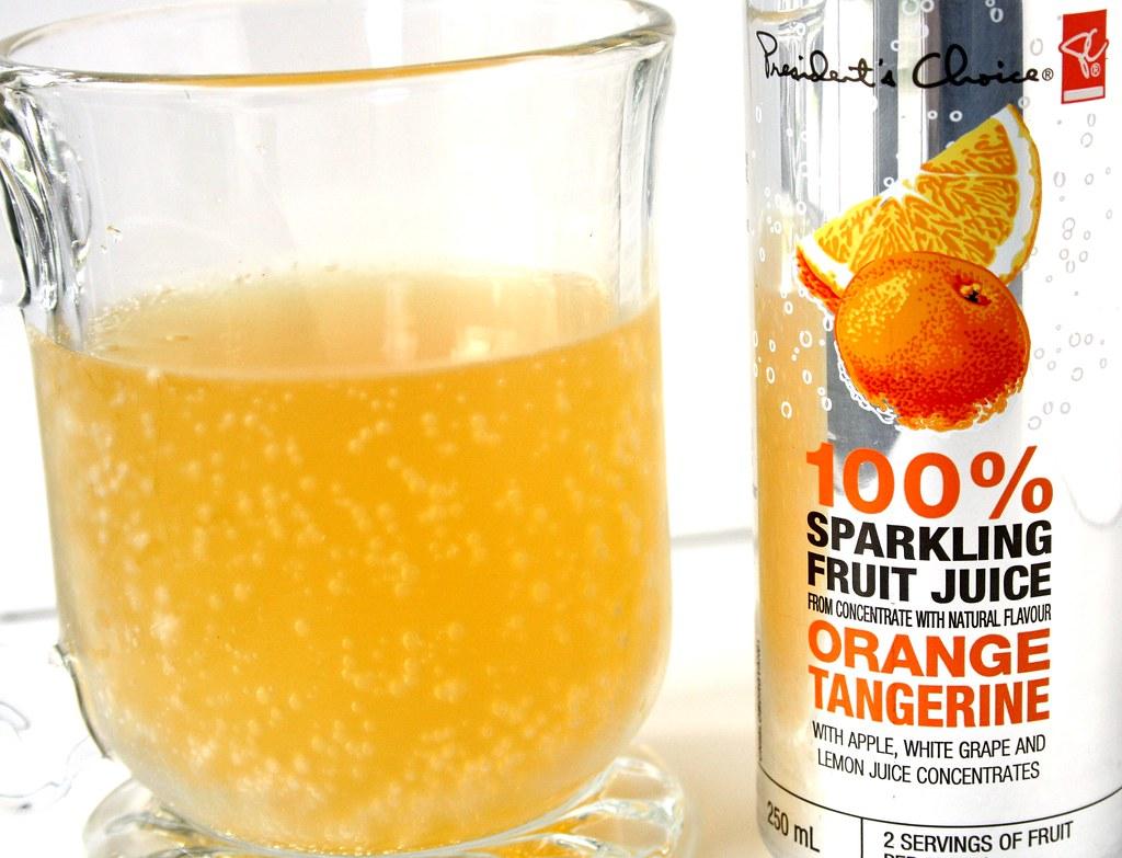 PC Sparkling Fruit Juice