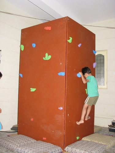 Mobile Climbing Wall 5