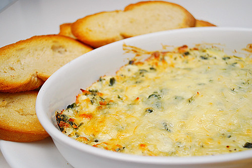 What's Cookin, Chicago?: Baked Spinach & Artichoke Dip