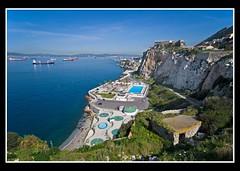 Gibraltar - Rosia