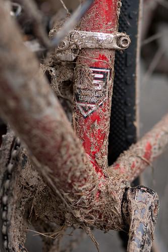 Muddy rumpus!