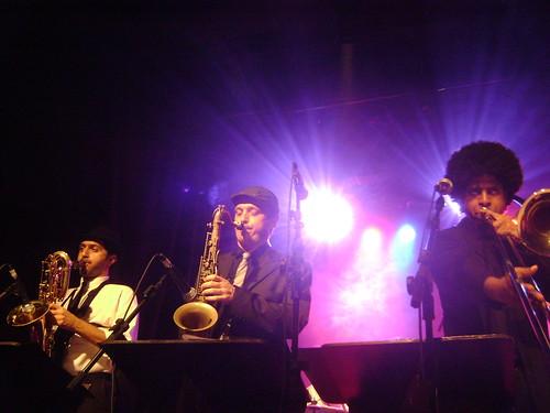 Orquestra Brasileira de Música Jamaicana - 04/06/10