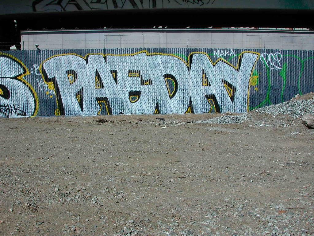 PAEDAY, Graffiti, Street Art, Oakland