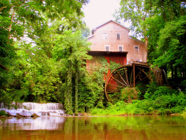 Falls Mill (Version 4)