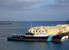 Petrel I (Miguelngel) Tags: boat barco ship vessel patrol customs buque laspalmas petrel palmasport aduana patrullero basenaval agenciatributaria petreli miguelaadam puertodelaspalmas pagrullera customsagencypatrolvessel