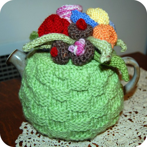 Tea pot cosy