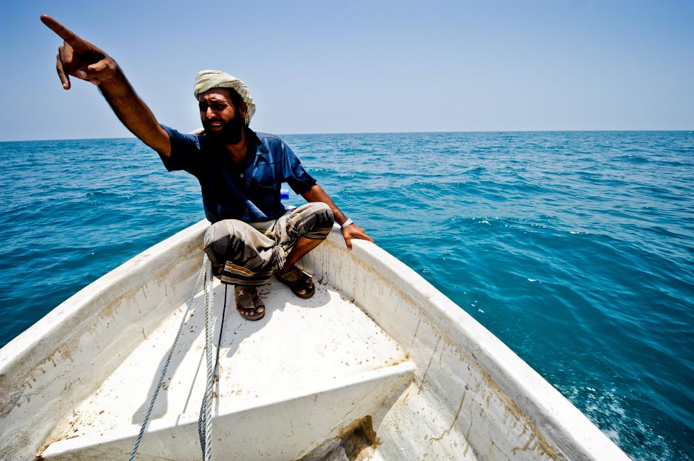 Red Sea, Yemen