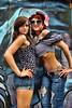 Mandolynne & Regan Model: Mandolynne MUA: