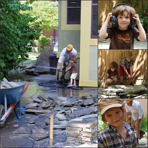 Kids + Work