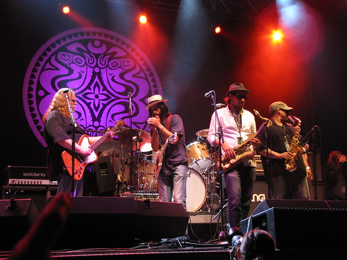 Warren Haynes with Jackie Greene and Lettuce