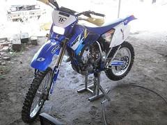 Yamaha WR 450F (*Charmin*) Tags: yamaha wr450f yamahawr450f